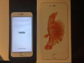 Apple iPhone 6S Plus - 64GB - Rose Gold - Unlocked