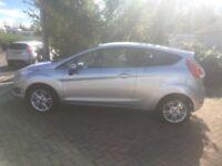 Ford Fiesta Zetec Nav