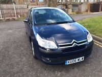 2006 Citroen C4 1.6 HDi 16v SX 5dr Manual @07445775115