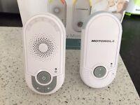 Motorola baby monitors