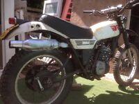 Yamaha DT 250 MX. 1978