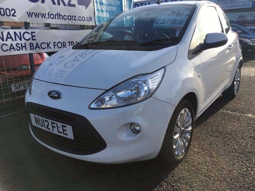 Ford Ka Sale Finance Forthcarz
