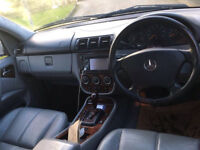 Mercedes-Benz ML500 2002 in very good condition