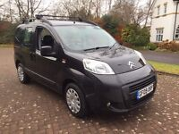 Citroen nemo 1.4hdi multi space 09reg low miles 77000 mls