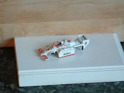 Custom Tyco HO Scale F1 Indy Slot Car Body for sale  Shipping to Canada
