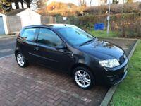 2006 Fiat Punto 1.2 8v Active Sport 3dr Manual @07445775115
