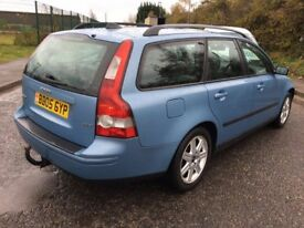 2005 VOLVO V50 2.0 D S 5 DR ESTATE IMMACULATE M.O.T JULY 2018