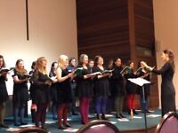 Keen singers wanted for choir in Leeds city centre