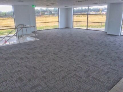 Cheap Carpet tile supply and install