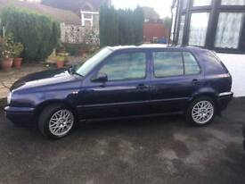 Golf vr6 rate auto mint condition