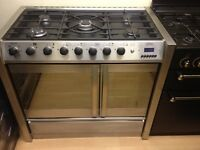 Belling 5 Burner Gas cooker