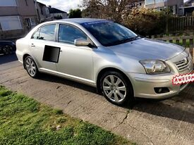 Toyota Avensis TR 2008 D4D 2.0 Bradford Taxi Plated