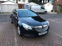 2009 Vauxhall INSIGNIA 2.0 CDTi 16v Exclusiv 5dr Manual @07445775115