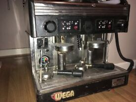Wega Coffe Machine