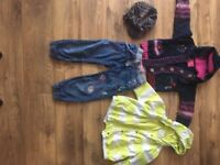 Girls 3-4 y old winter clothes