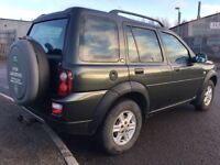 2004 54 LAND ROVER FREELANDER 2.0 TD4 S 5 DR STATION WAGON 4X4 STUNNING 12 MONTH'S M.O.T