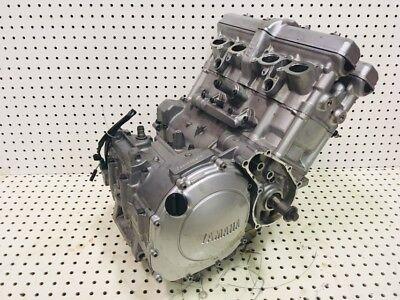 2005 Yamaha YZF600 Engine, Motor block assembly, 12,483 Miles #11919