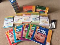 Your Baby Can Learn to Read DVD & Card Set