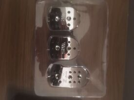 RIPSPEED car pedal covers