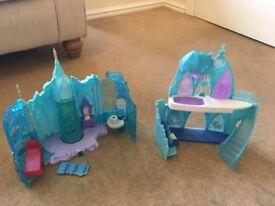 Disney frozen castle bundle