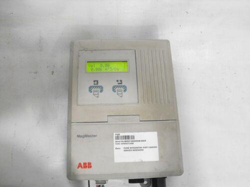 ABB MagMaster Mf/E000000008005ER131111 Ve1 0.00 Transmitter 805210000228-0003