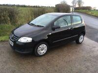 2006 Volkswagen Fox Urban 1.2, Mot, Low Insurance, Economical, Warranty, not Polo, Fiesta, Clio