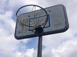 Outdoor basketball net  Strathcona County Edmonton Area image 1