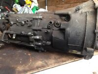 E46 320d zf manual gearbox 5 speed