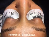 Classic Eyelash Extensions - mobile services