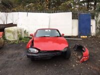 Mazda MX-5 1.8ltr Spares & Repair