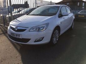 Vauxhall Astra, Excellent condition For Sale/Finance NO DEPOSIT REQUIRED