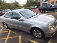 2003 Mercedes Benz E270 CDi Avantgarde
