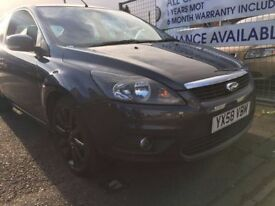 Ford Focus For Sale/Finance NO DEPOSIT REQUIRED