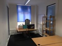 Great offices available now - super central - 1 minute from Leicester Square tube - all inclusive