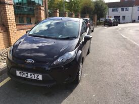 2012 Ford Fiesta 1.6 Econetic TDCI REVERSE CAMERA