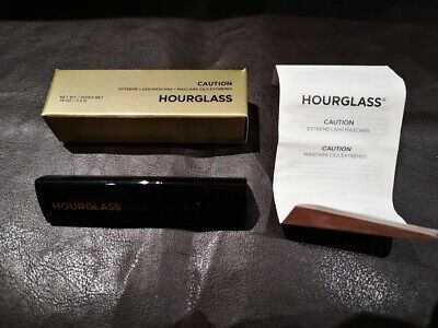 Brand new unopened Hourglass Caution Extreme Lash Mascara 1 pack x 5.5g RRP £14