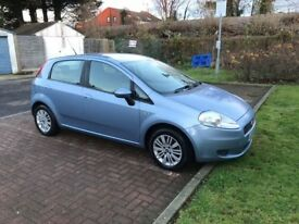 2007 Fiat Grande Punto 1.2 Dynamic 5dr Manual @07445775115