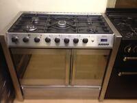5 Burner gas cooker