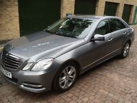 Mercedes Benz E Class E300 2.1 CDI Hybrid Diesel Full History 1-owner Leather-Seat Sat-Nav HPI-Clear