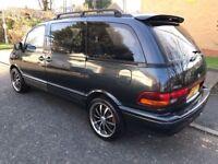 Toyota Previa 2.4 GX 4dr 8-Seats Automatic @07445775115