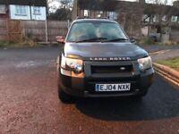 2004 Land Rover Freelander 1.8 SE Hard Top 3dr @@07445775115