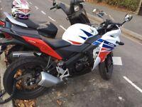 Honda CBR125R 2015