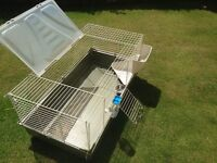 Guinea pig indoor cage. SOLD
