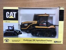 Model Cat challenger 95E agricultural tractor