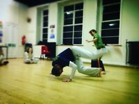 Capoeira Classes in Lewes, All ages and abilities welcome!
