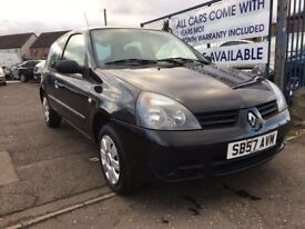 Renault Clio Trade in to clear. Forth Carz