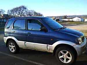 1997 daihatsu terios Launceston Launceston Area Preview