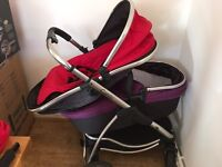 ICandy strawberry prince and pushchair