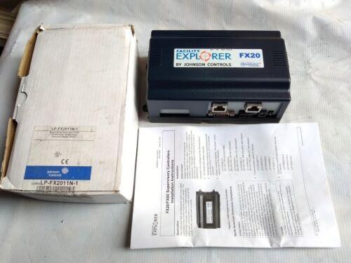 Johnson Controls Explorer LP-FX2011N-1 FX20/FX60 Rev 2.2 Tridium Niagara AX