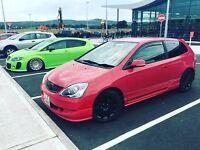 Honda Civic EP2 / EP3 - low miles, MOT, alloys, high spec. Swap Mini Cooper, Polo, Mk5 Golf,